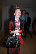 LOUISE GRAY, An evening at Sanderson to celebrate 10 years of Sanderson, in aid of Clic Sargent. Sanderson Hotel. 50 Berners St. London. W1. 27 April 2010 *** Local Caption *** -DO NOT ARCHIVE-© Copyright Photograph by Dafydd Jones. 248 Clapham Rd. London SW9 0PZ. Tel 0207 820 0771. www.dafjones.com.<br /> LOUISE GRAY, An evening at Sanderson to celebrate 10 years of Sanderson, in aid of Clic Sargent. Sanderson Hotel. 50 Berners St. London. W1. 27 April 2010