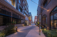 Architectural Image of Strata  Apartments in Allentown PA by Jeffrey Sauers of Commercial Photographics, Architectural Photo Artistry in Washington DC, Virginia to Florida and PA to New England