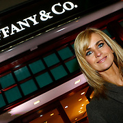 NLD/Amsterdam/20091201 - Opening juwelier Tiffany & Co in Amsterdam, Daphne Deckers