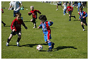 Wendover FC Football Tournament Sat 3-6-2006.Afternoon action.
