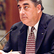 "Monte Belger, Former Acting Deputy Administrator, FAA. Panel: FAA Response on 9/11. The 9/11 Commission's 12th public hearing on ""The 9/11 Plot"" and ""National Crisis Management"" was held June 16-17, 2004, in Washington, DC."