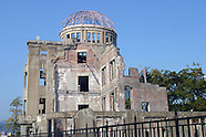 Atomic bombing of Hiroshima Japan 70th Anniversary