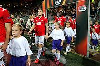 ALKMAAR - 22-10-15, Europa League, AZ - FC Augsburg, AFAS Stadion, 0-1,