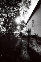 Crosses.<br /> Foto: Svein Ove Ekornesv&aring;g