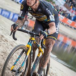 13-10-2019: Cycling: Superprestige Veldrijden: Gieten <br />Lars van der Haar