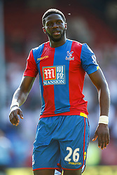 Bakary Sako of Crystal Palace - Mandatory byline: Jason Brown/JMP - 07966386802 - 22/08/2015 - FOOTBALL - London - Selhurst Park - Crystal Palace v Aston Villa - Barclays Premier League