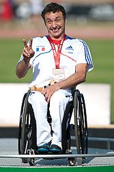 FAIRBANK Pierre, FRA, 200m, T53, 2013 IPC Athletics World Championships, Lyon, France