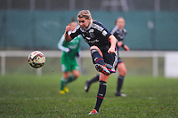 Ada HEGERBERG  - 03.12.2014 - Saint Etienne / Lyon - 11eme journee de Division 1<br /> Photo : Thomas Pictures / Icon Sport