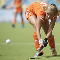 MONCHENGLADBACH - Junior World Cup<br /> Pool A: The Netherlands - USA<br /> photo: Laurien Leurink.<br /> COPYRIGHT FRANK UIJLENBROEK FFU PRESS AGENCY