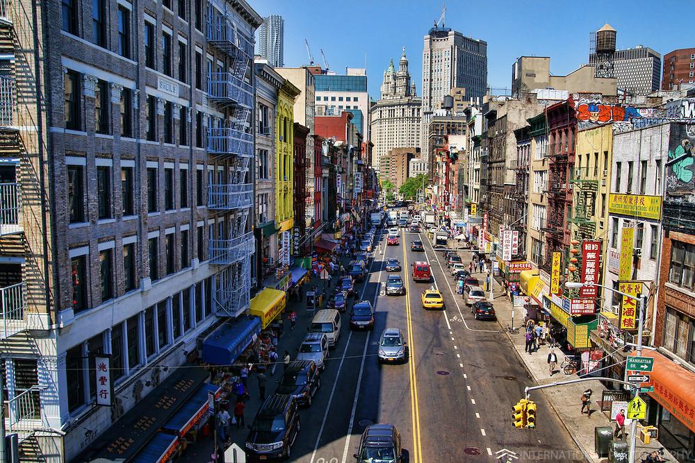 Broadway, Chinatown, Lower Manhattan