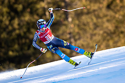 18.12.2018, Saslong, St. Christina, ITA, FIS Weltcup Ski Alpin, Abfahrt, Damen, im Bild Lisa Hoernblad (SWE) // Lisa Hoernblad of Sweden in action during her run in the ladie's Downhill of FIS ski alpine world cup at the Saslong in St. Christina, Italy on 2018/12/18. EXPA Pictures © 2018, PhotoCredit: EXPA/ Johann Groder