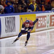 NLD/Heerenveen/20060122 - WK Sprint 2006, 2de 500 meter heren, Casey FitzRandolph