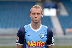 07.07.2015, Rewirpower Stadion, Bochum, GER, 2. FBL, VfL Bochum, Fototermin, im Bild Felix Bastians (Bochum) // during the official Team and Portrait Photoshoot of German 2nd Bundesliga Club VfL Bochum at the Rewirpower Stadion in Bochum, Germany on 2015/07/07. EXPA Pictures &copy; 2015, PhotoCredit: EXPA/ Eibner-Pressefoto/ Hommes<br /> <br /> *****ATTENTION - OUT of GER*****