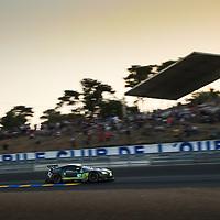 #97, Aston Martin Racing, Martin Vantage, driven by: Jonny Adam, Darren Turner, Daniel Serra, 24 Heures Du Mans 85th Edition, 17/06/2017,