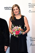 Premiere van Gurre-Lieder in de Nationale Opera &amp; Ballet / Premiere of Gurre-Lieder in the National Opera &amp; Ballet.<br /> <br /> Op de foto / On the photo:  Koningin Maxima / Queen Maxima