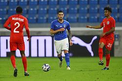 KEVIN BONIFAZI (ITALY)<br /> Football friendly match Italy vs England u21<br /> Ferrara Italy November 15, 2018<br /> Photo by Filippo Rubin