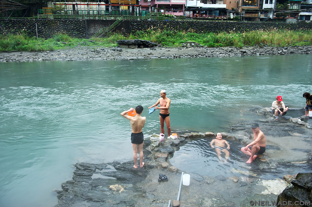 Wulai Public Hot Springs