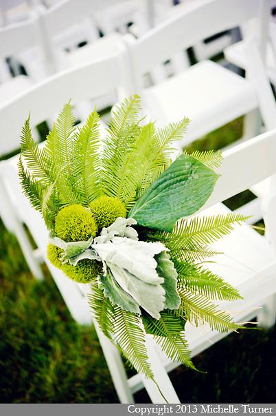 Amy and David's Thompson Island Wedding.  Images by Boston Wedding Photographer Michelle Turner.