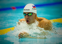 DUGONJIC Damir Slovenia SLO<br /> 100 Breaststroke Men<br /> Head<br /> XVII European Short Course Swimming Championships<br /> Herning - DEN Denmark Dic. 12-15 2013<br /> Day01 - Dec. 12 2013 Heats<br /> Photo A.Masini
