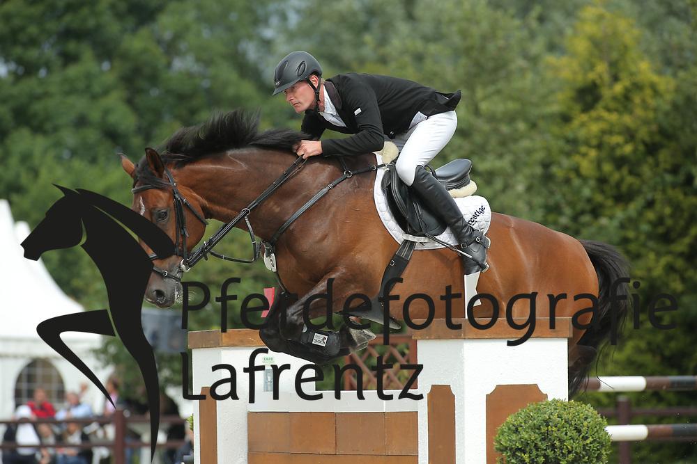 Schiltz, Ennio, Quite Right<br /> Ehlersdorf - Ehlersdorfer Turniertage 2014<br /> Grosser Preis<br /> © www.sportfotos-lafrentz.de/ Stefan Lafrentz