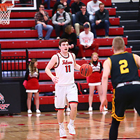 Men's Basketball: University of Wisconsin, River Falls Falcons vs. University of Wisconsin Oshkosh Titans