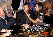 Demi Moore & Ashton Kutcher at Domino 02/20/2009