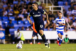 Bradley Johnson of Derby County - Mandatory by-line: Robbie Stephenson/JMP - 03/08/2018 - FOOTBALL - Madejski Stadium - Reading, England - Reading v Derby County - Sky Bet Championship