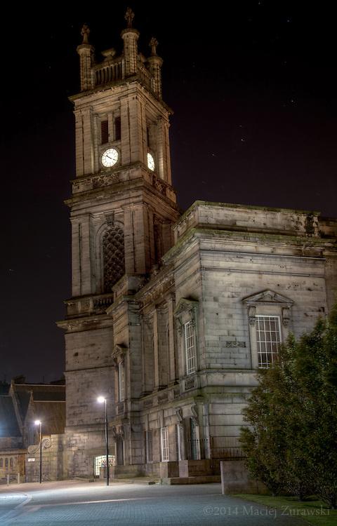 St Stephen's church in Edinburgh.