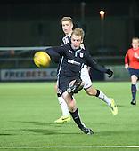 24-11-2015 Dundee v Dunfermline under 20s