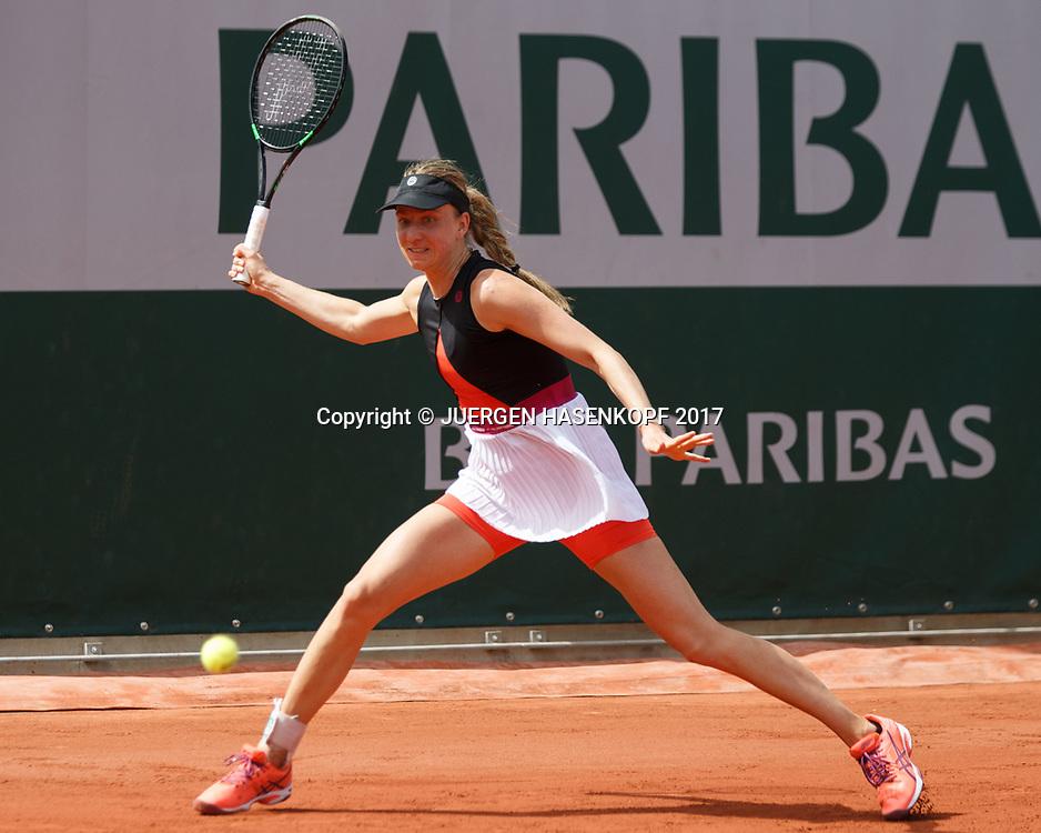 MONA BARTHEL (GER)<br /> <br /> Tennis - French Open 2017 - Grand Slam ATP / WTA -  Roland Garros - Paris -  - France  - 30 May 2017.