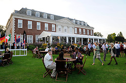 A general view of the Winfield House during the Winfield reception for the Invictus games - Photo mandatory by-line: Joe Meredith/JMP - Mobile: 07966 386802 - 9/09/14 - Winfield reception for the Invictus Games - London - Winfield House