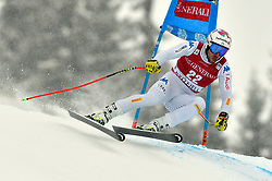 03.03.2019, Olympiabakken, Kvitfjell, NOR, FIS Weltcup Ski Alpin, SuperG, Herren, im Bild Mattia Casse ITA // in action during his run in the men's Super-G of FIS ski alpine world cup.  Olympiabakken in Kvitfjell, Norway on 2019/03/03. EXPA Pictures © 2019, PhotoCredit: EXPA/ SM<br /> <br /> *****ATTENTION - OUT of GER*****