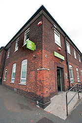 Job Centre Plus in a deprived area awaiting regeneration; Dagenham; East London UK