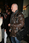 Ros Kemp, A A Gill party to celebrate the  publication of Table Talk, a collection of his reviews. Hosted by Marco Pierre White at <br />