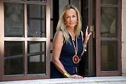 2013/07/04 Roma, nella foto Nicoletta Spagnoli, amministratore delegato Luisa Spagnoli.<br /> Rome, in the picture Luisa Spagnoli, CEO Luisa Spagnoli - &copy; PIERPAOLO SCAVUZZO