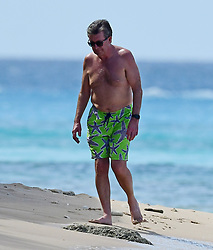 EXCLUSIVE: Hull City owner Russell Bartlett pictured on the beach in Barbados. 12 Jan 2018 Pictured: Russell Bartlett. Photo credit: Shanice King/246paps / MEGA TheMegaAgency.com +1 888 505 6342