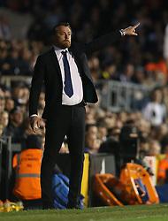 Fulham manager Slavisa Jokanovic - Mandatory by-line: Paul Terry/JMP - 14/05/2018 - FOOTBALL - Craven Cottage - Fulham, England - Fulham v Derby County - Sky Bet Championship Play-off Semi-Final