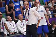 Roberto Brunamonti<br /> Nazionale Italiana Maschile Senior<br /> Eurobasket 2017 - Group Phase<br /> Ucraina Italia Ukraine Italy<br /> FIP 2017<br /> Tel Aviv, 02/09/2017<br /> Foto M.Ceretti / Ciamillo - Castoria