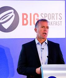 Alec Stewart gives a talk at the Big Breakfast - Mandatory by-line: Robbie Stephenson/JMP - 27/05/2016 - PR - Ashton Gate - Bristol, England - Bristol Sport Big Breakfast Alec Stewart