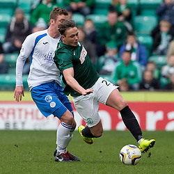 Hibs v Queen of the South | Scottish Championship | 4 April 2015
