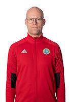 180301 Sundsvall:s tränare Joel Cedergren poserar för ett porträtt den 1 Mar 2018 i Sundsvall.<br /> Foto: Pelle Börjesson / Idrottsfoto / BILDBYRÅN / COP 205