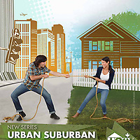 Urban Suburban HGTV campaign launch