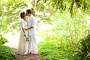 Featured Wedding - Jim and Christine (Pajama party!)