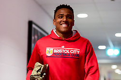 Niclas Eliasson of Bristol City arrives at Ashton Gate Stadium prior to kick off - Mandatory by-line: Ryan Hiscott/JMP - 09/04/2019 - FOOTBALL - Ashton Gate Stadium - Bristol, England - Bristol City v West Bromwich Albion - Sky Bet Championship