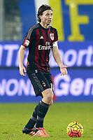Riccardo Montolivo Milan,  <br /> Frosinone 20-12-2015 Stadio Matusa <br /> Football Calcio Serie A 2015/2016 Frosinone - Milan<br /> Foto Cesare Purini / Insidefoto