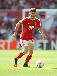 Alex Iacovitti of Nottingham Forest in action - Mandatory by-line: Jack Phillips/JMP - 06/08/2016 - FOOTBALL - The City Ground - Nottingham, England - Nottingham Forest v Burton Albion - EFL Sky Bet Championship