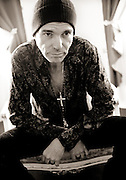 Actor  Billy Bob Thornton -
