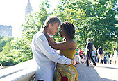 05/31/2014 Stuart and Anne in Central Park