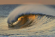 sunrise wave at Winki