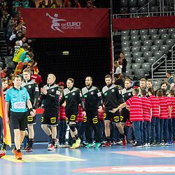20180117: CRO, Handball - EHF Euro Croatia 2018 - Germany vs Macedonia